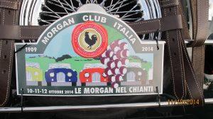 Le Morgan nel Chianti – 10/12 ottobre 2014
